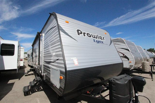 New 2015 Heartland Prowler 26LX Travel Trailer For Sale