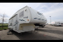 Used 2002 Keystone Cougar 27ETS Fifth Wheel For Sale