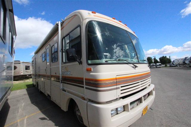 Buy a Used Fleetwood Bounder in Meridian, ID.