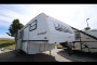 Used 1998 Kit Manufacturing Company Road Ranger 25EF Fifth Wheel For Sale