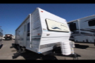 Used 2001 Forest River Sandpiper T25 Travel Trailer For Sale