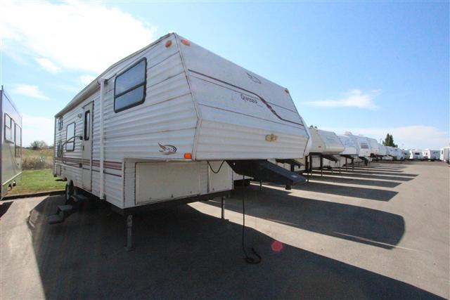 Used 2000 Jayco Qwest 265 Fifth Wheel For Sale