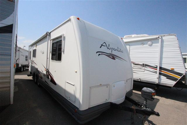 Used 2005 WESTERN RV Alpenlite 28 Travel Trailer For Sale