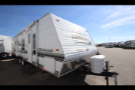 Used 2004 Forest River Wildwood 23 Travel Trailer For Sale