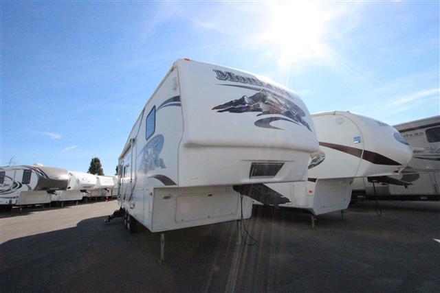 Used 2007 Keystone Montana 2955 Fifth Wheel For Sale