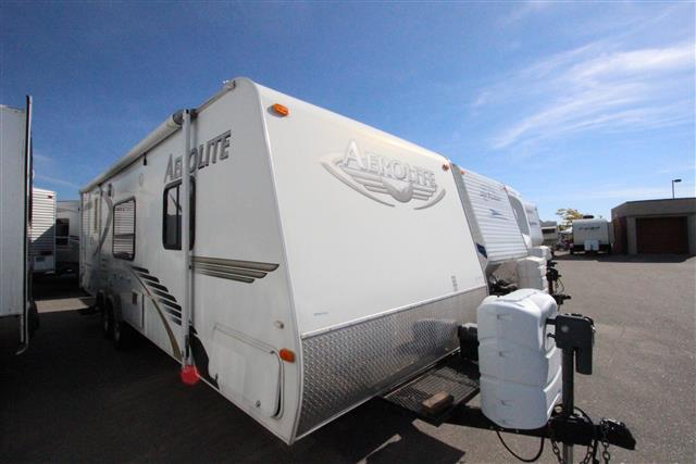 Used 2009 Dutchmen Aerolite 26RB Travel Trailer For Sale