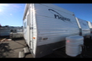Used 2006 Fleetwood Pioneer 180CK Travel Trailer For Sale