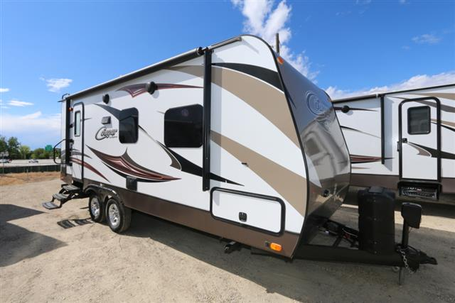 New 2016 Keystone Cougar 21RBSWE Travel Trailer For Sale
