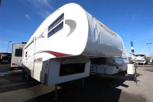 Used 2007 Keystone Outback 28RL Fifth Wheel For Sale