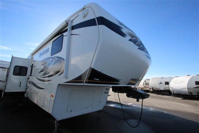 Used 2010 Keystone Montana 3665 Fifth Wheel For Sale