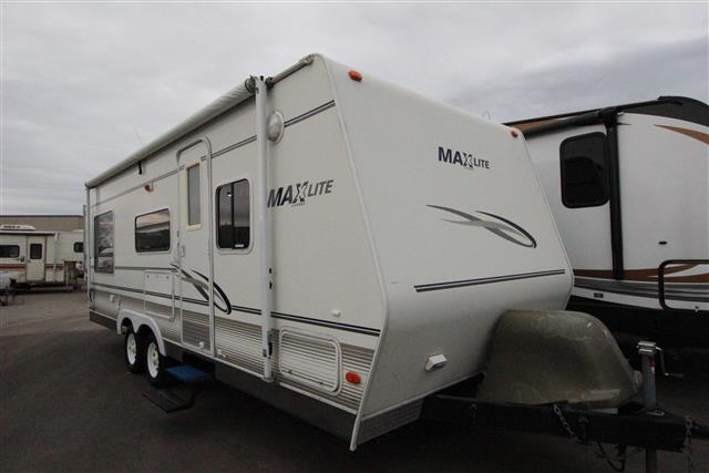 Used 2007 R-Vision Max Lite 25 Travel Trailer For Sale