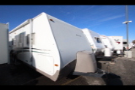 Used 2004 Fleetwood CARAVAN MICROLITE 25FQ Travel Trailer For Sale
