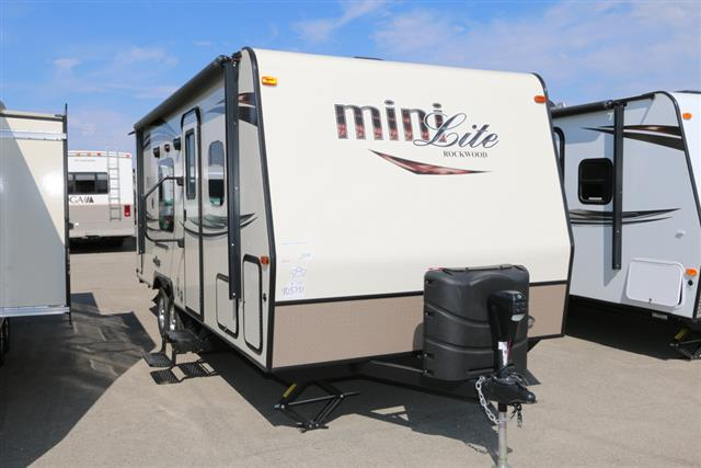 New 2016 Forest River Rockwood Mini Lite 2304KS Travel Trailer For Sale