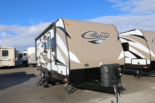 New 2016 Keystone Cougar 19RBEWE Travel Trailer For Sale