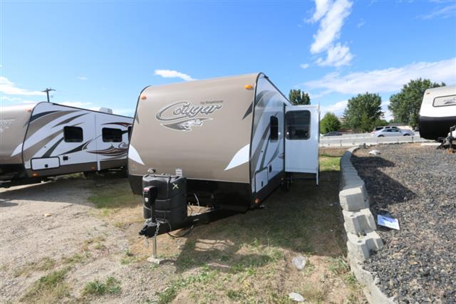New 2016 Keystone Cougar 26DBHWE Travel Trailer For Sale