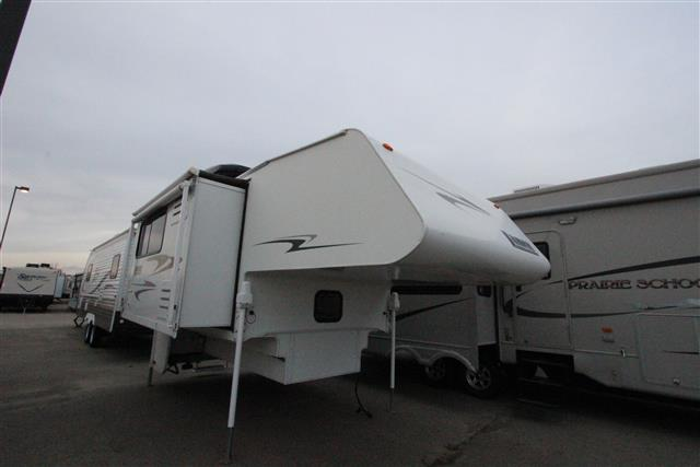 Used 2007 Lance Lance 951 Truck Camper For Sale