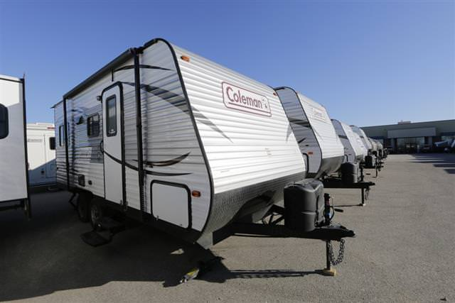 New 2016 Coleman COLEMAN LANTERN 192RDSWE Travel Trailer For Sale