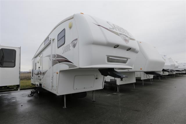 Used 2008 Palomino Sabre 31REDS Fifth Wheel For Sale