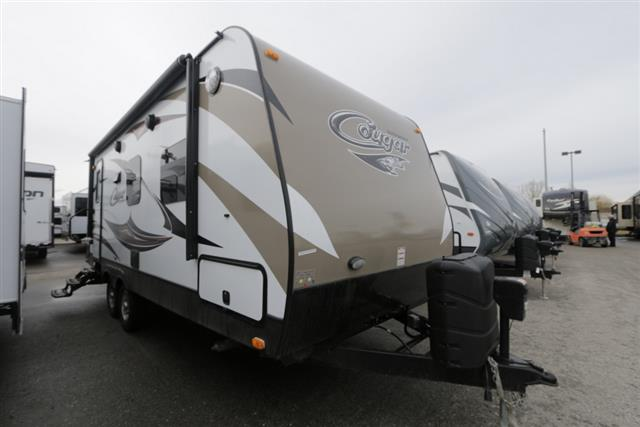 New 2015 Keystone Cougar 22RBIWE Travel Trailer For Sale