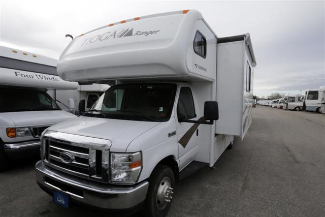 Used 2008 Fleetwood Tioga Ranger 25G Class C For Sale