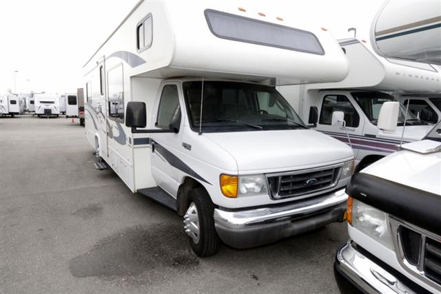 Used 2004 Fleetwood Tioga 29V Class C For Sale