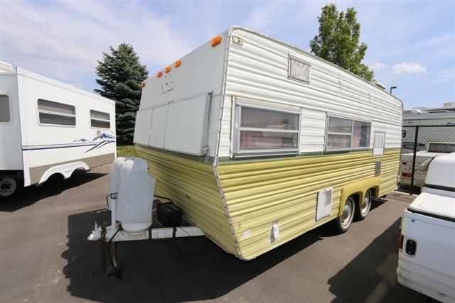 Used 1976 Fleetwood Prowler 20 Travel Trailer For Sale