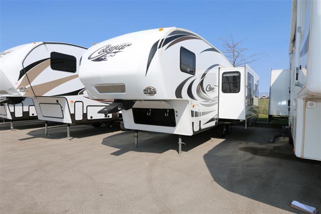 Used 2012 Keystone Cougar 276RL Fifth Wheel For Sale