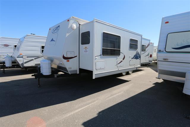 Used 2006 R-Vision Trail Lite TB 31FK Travel Trailer For Sale