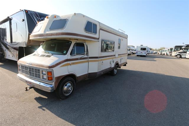Used 1979 Dodge Dodge 22 Class C For Sale