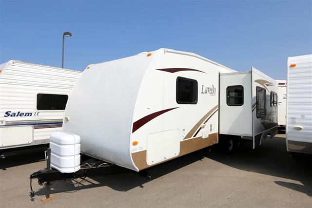 Used 2007 Keystone Laredo 271RLS Travel Trailer For Sale