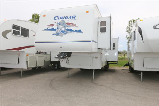 Used 2004 Keystone Cougar 295 Fifth Wheel For Sale