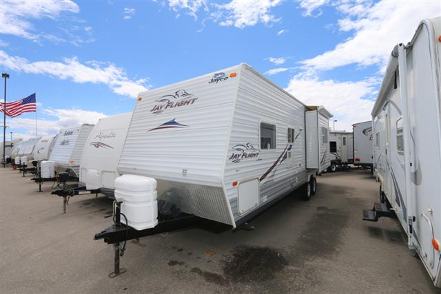 Used 2007 Jayco Jayflight 29BHS Travel Trailer For Sale