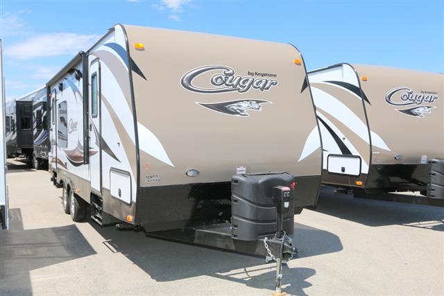 New 2015 Keystone Cougar 24SABWE Travel Trailer For Sale
