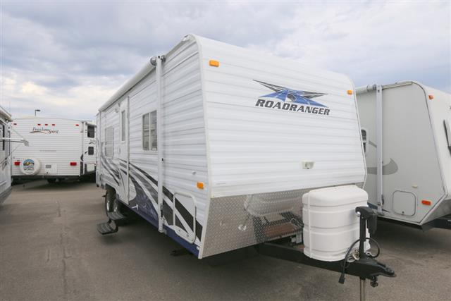 Used 2011 Extreme RVs Road Ranger 22 Travel Trailer For Sale