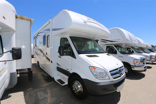 Used 2014 Forest River SOLERA 24RLS Class C For Sale
