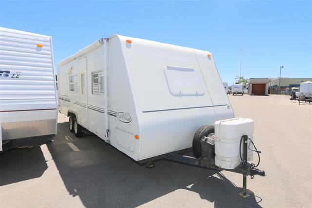 Used 2003 R-Vision Trail Lite 26QBH Travel Trailer For Sale