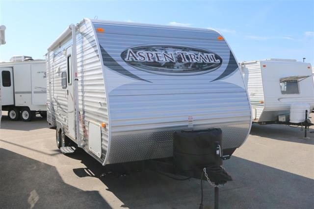 Used 2013 Dutchmen ASPEN TRAIL 2500 Travel Trailer For Sale