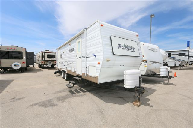 Used 2003 Thor Wanderer 264RL Travel Trailer For Sale