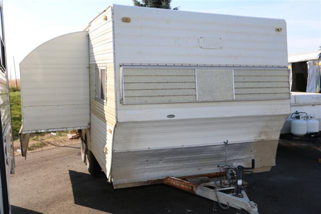 Used 1975 Jayco Great Western 17.5 Travel Trailer For Sale
