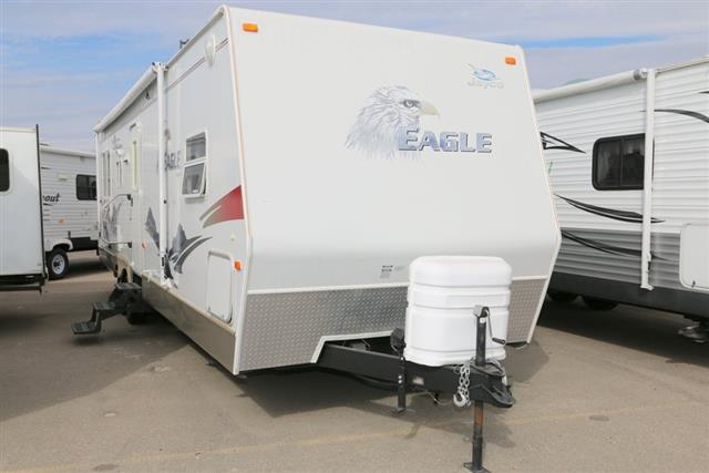 Used 2007 Jayco Jayflight 328RLS Travel Trailer For Sale
