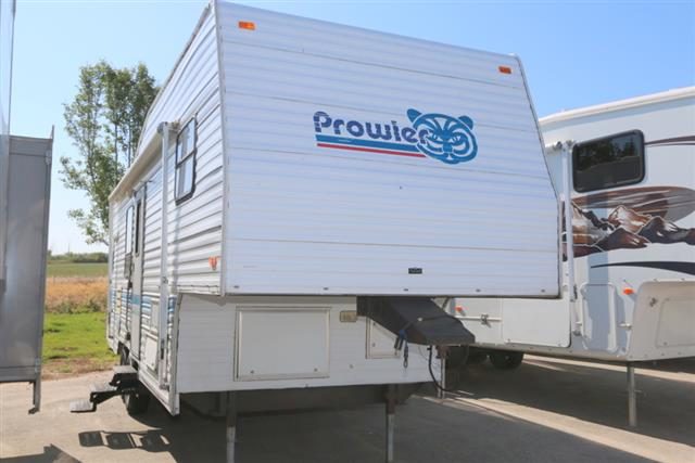 Used 1995 Fleetwood Prowler 29 Fifth Wheel For Sale