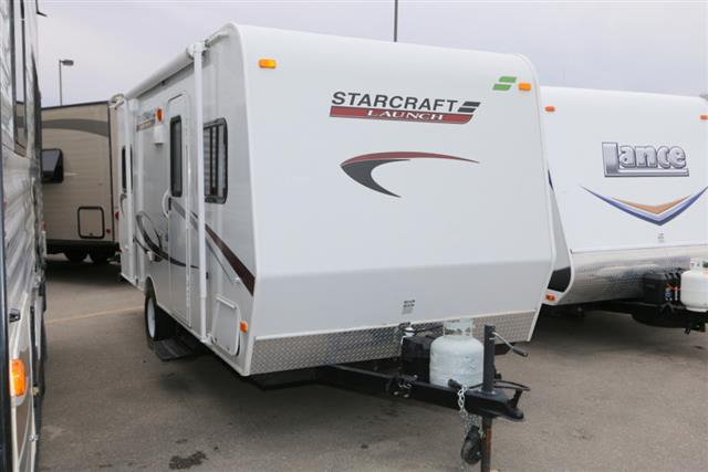 Used 2012 Starcraft LAUNCH 17FB Travel Trailer For Sale