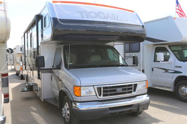 Used 2007 Fleetwood Tioga 31L Class C For Sale