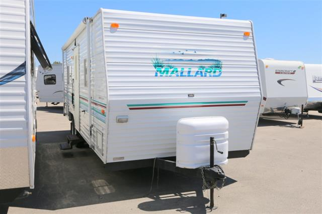Used 2002 Fleetwood Mallard 24J Travel Trailer For Sale