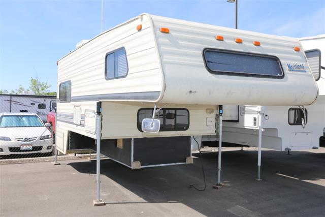 Used 1994 Northland Northland 11.8 Truck Camper For Sale