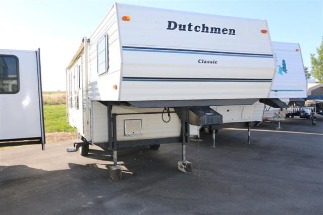 Used 1991 Thor Dutchman 26RKFW Fifth Wheel For Sale