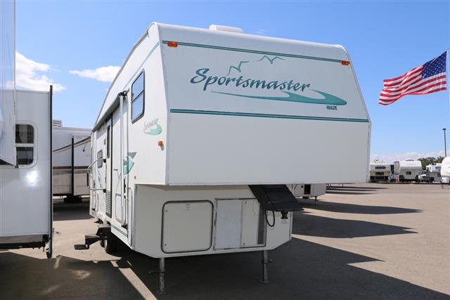 Used 1998 Kit Manufacturing Company Sports Master SPORTSMASTER Fifth Wheel For Sale
