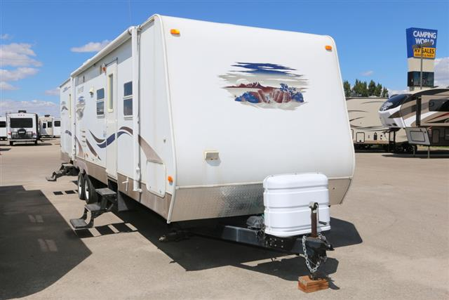 Used 2008 Keystone Sprinter 30BHS Travel Trailer For Sale