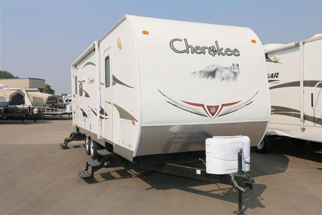 Used 2010 Forest River Cherokee 26L Travel Trailer For Sale
