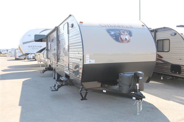 New 2016 Forest River Cherokee 264L Travel Trailer For Sale